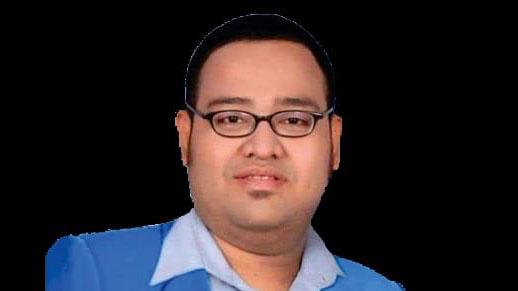Ketua DPD KNPI Kabupaten Tangerang Adang Akbarudin
