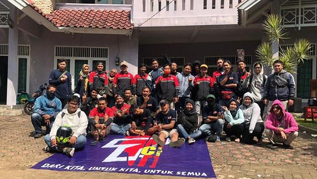 Komunitas NCT Gelar Family Gathering di Puncak Bogor