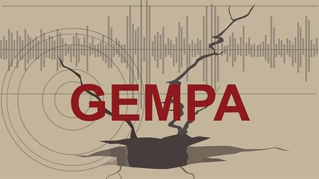 Rangkasbitung-Jepara-Pangandaran Dilanda Gempa