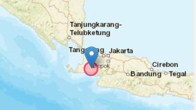 Gempa Bumi Mengguncang Lebak, Berpotensi Terjadi Gempa Susulan