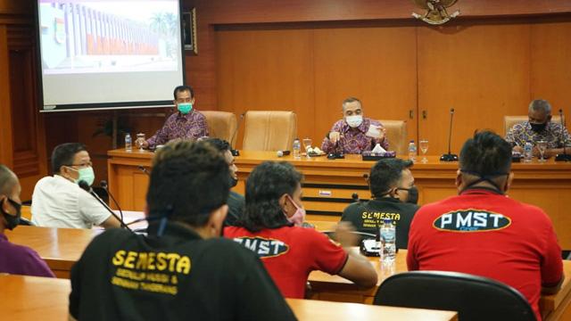 Supaya Seniman Manggung Lagi, PSBB Kabupaten Tangerang Jangan Diperpanjang
