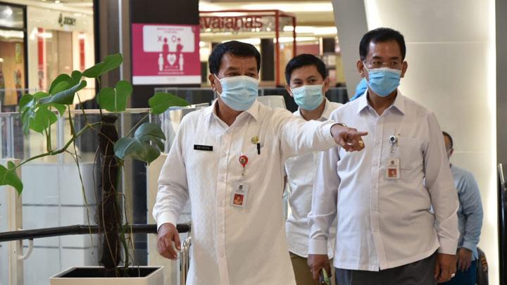 Aeon Mall BSD Buka Lagi, Syaratnya Diperbanyak Lokasi Hand Sanit