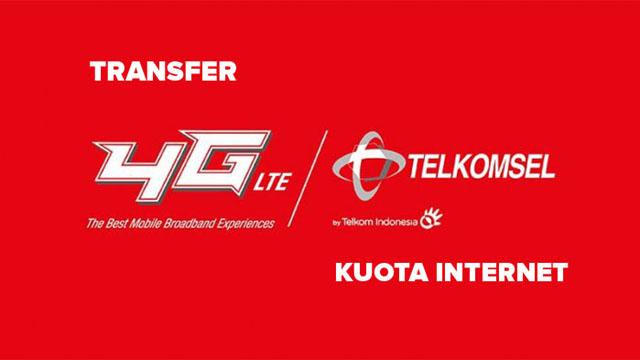 Cara Transfer Kuota Internet Telkomsel Prabayar Terbaru