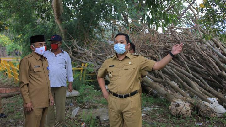 Di Taman Eco Park, Wali Kota Tangerang Buka Lagi Pembibitan Tananam Produktif dan Hias 1