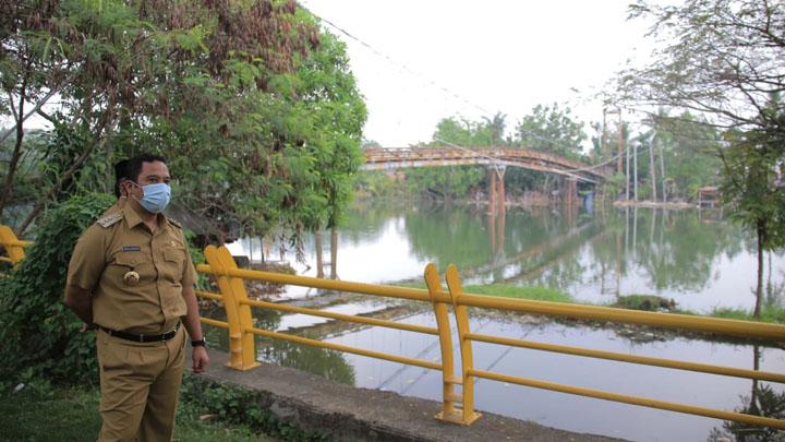 Di Taman Eco Park, Wali Kota Tangerang Buka Lagi Pembibitan Tananam Produktif dan Hias 2