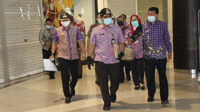 Dua Orang Positif Covid-19, 1.200 Karyawan Aeon Mall Bakal di Rapid Test