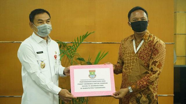 Karyawan PT Ching Luh Korban PHK Akibat Covid-19, Wakil Bupati B