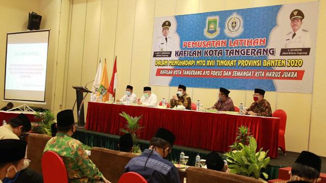 Kota Tangerang Pasang Target Juara Umum MTQ XVII Tingkat Banten 2020