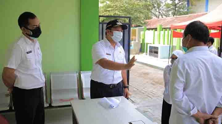 Walikota Tangerang Klaim 22 Ribu Warga Sudah Swab Test