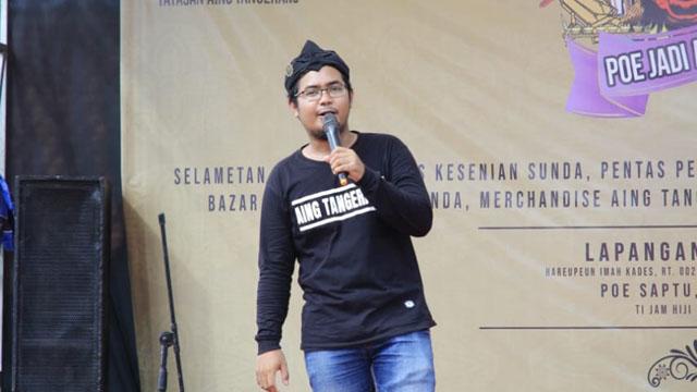 Bebaskan Belenggu 'Kasar', Tunjukkan Indentitas Keunikan Sunda T
