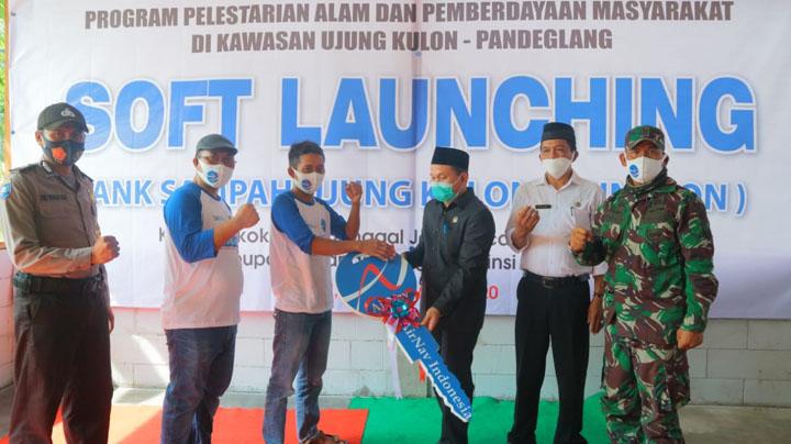 Saat Pandemi Covid-19, AirNav Indonesia Berdayakan Masyarakat Ujung Kulon