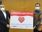 Tangani Covid-19, Tiga Perusahaan Bantu Pemkab Tangerang