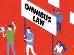 Tolak RUU Omnibus Law Cipta Lapangan Kerja, Ribuan Buruh Banten Ancam Mogok Nasional