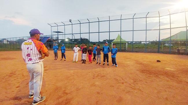 Pengcab Perbasasi Kabupaten Tangerang Buka Perekrutan Terbuka Buat Atlet