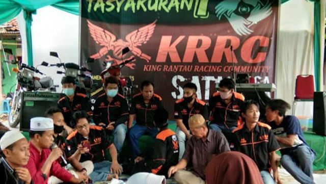 Rayakan Usia Satu Tahun, KRRC Tangerang Undang Puluhan Anak yatim