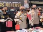 Anggota Geng Motor Sabet Pemotor Pakai Celurit, Polisi Tembak Pelaku