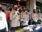 Polsek Balaraja Ringkus Sindikat Pencurian Mobil