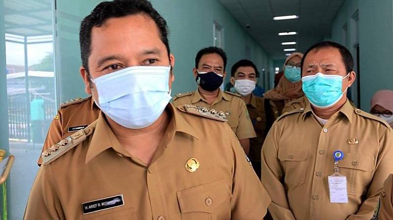 Wali Kota Tangerang H. Arief R. Wismansyah