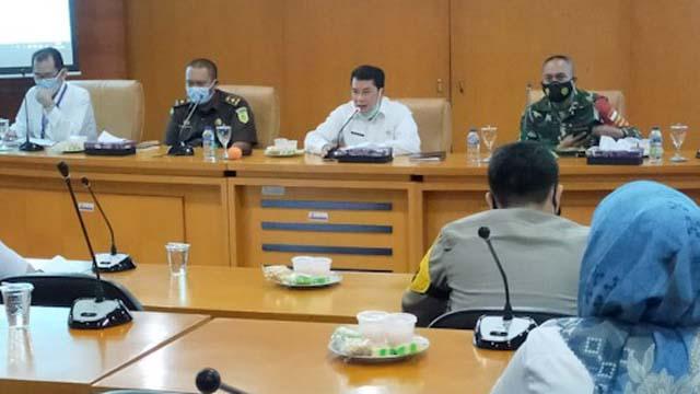 Sekda Kabupaten Tangerang Moch Maesyal Rasyid