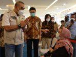 Vaksinasi Lansia di Mall Ciputra Panongan