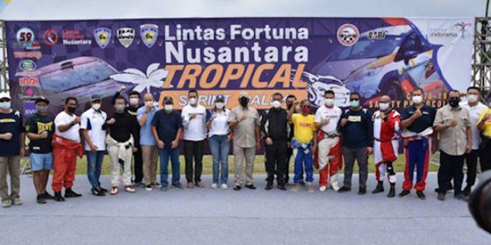 Kejuarnas Seri-1 Sprint Rally Tropical 2021
