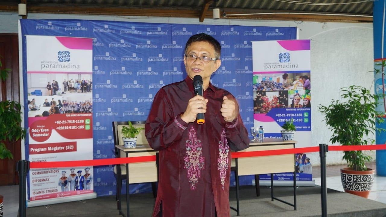 Prof. Didik Junaidi Rachbini