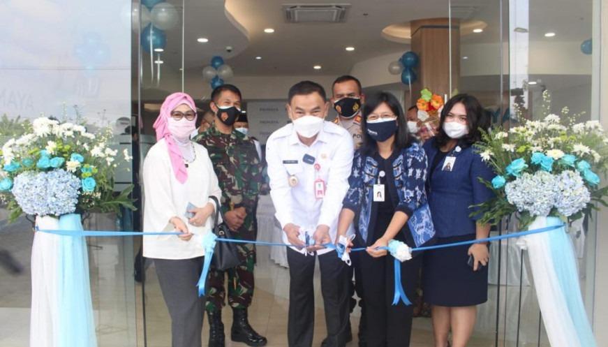 Wakil Bupati Tangerang Rumah Sakit Primaya Pasar Kemis