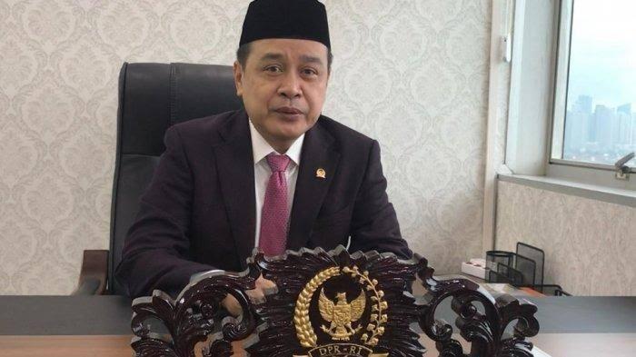 Anggota Komisi III DPR Supriansa