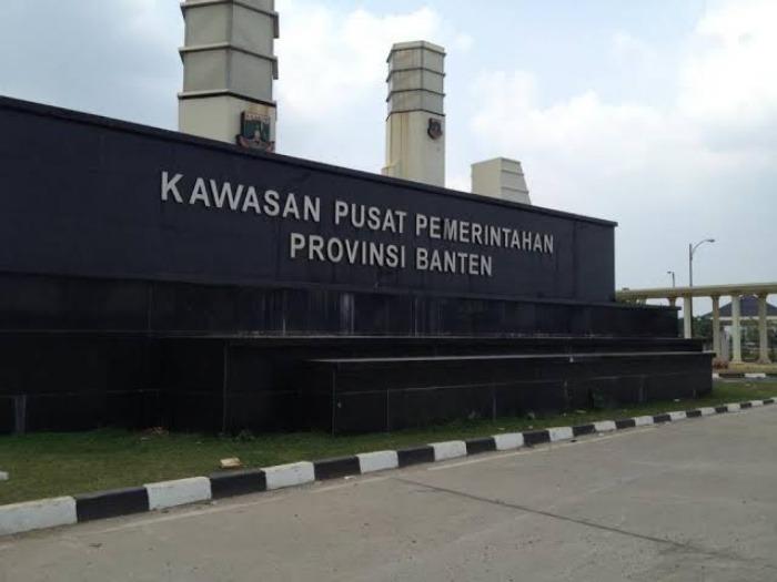 kantor kedinasan Pemprov Banten