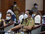 walikota Arief R Wismansyah