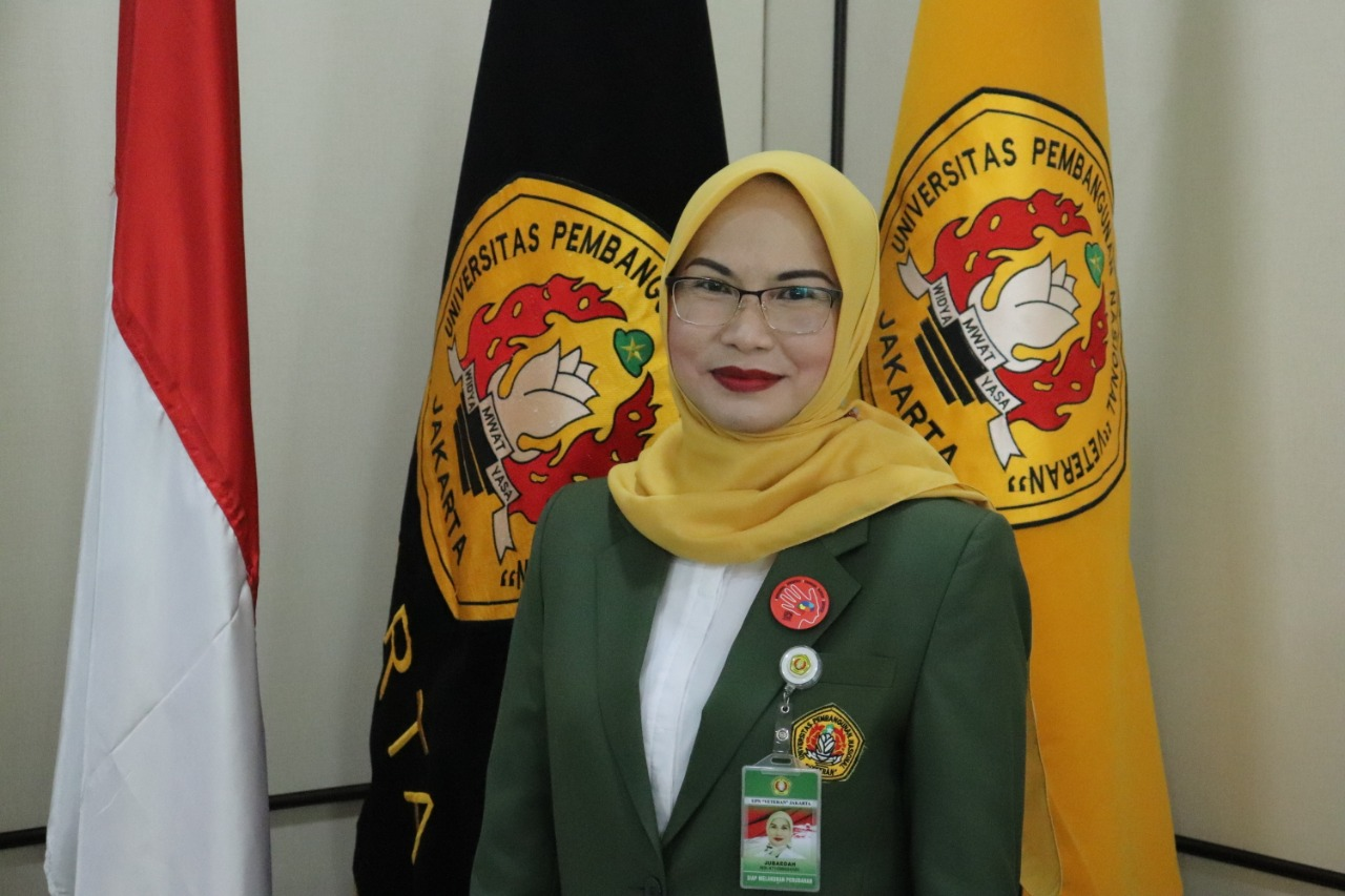 Dr. Jubaedah, SE., MM, Wakil Dekan 3