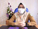 Plt Kepala Dinas Kesehatan, dr Dini Anggraeni