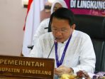Kepala Bidang Perencanaan Aparatur pada BKPSDM Kabupaten Tangerang, Hartono
