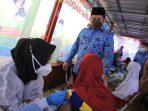 Pemkot Tangerang Lakukan Vaksinasi Untuk Anak Usia 12 Tahun